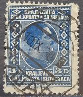 KING ALEXANDER-3 D-POSTMARK SUŠAK-SHS-CROATIA- YUGOSLAVIA-1926 - Used Stamps