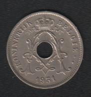 ALBERT I * 10 Cent 1931 Vlaams  Ster Op 2 Punten + 2 Volle Lijnen * Nr 10261 - 04. 10 Céntimos