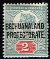 BECHUANALAND / Neufs**/MNH**/ 1898/1902 - Reine Victoria Surchargé / YVT N°18 - MI N°48 - 1885-1964 Herrschaft Von Bechuanaland