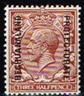 BECHUANALAND / Neufs**/MNH**/ 1914/1921 - Georges V / YVT N°30 - MI N°62 - 1885-1964 Herrschaft Von Bechuanaland