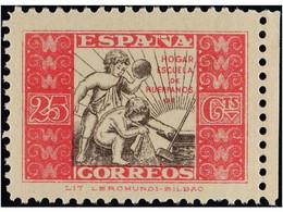 SPAIN: BENEFICENCIA - Bienfaisance