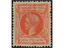 FERNANDO POO - Fernando Poo