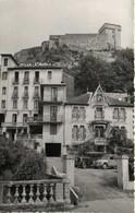 Carte Photo LOURDES  Villa Ste Maria Sous Le Chateau Fort Belles Voitures 2CV Et Autre à Identifier RV - Lourdes