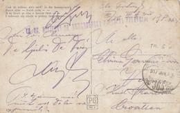 Austria Croatia Feldpost FP 365 Kr.Ugarska Osijecka 28 Domobranska Pjesacka Pukovnija 1917 - Croatia