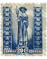 Ref. 209016 * MNH * - SPAIN. 1943. COMPOSTELA HOLY YEAR . AÑO SANTO COMPOSTELANO - Unclassified