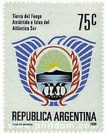 Ref. 35223 * MNH * - ARGENTINA. 1994. TIERRA DEL FUEGGO AND ISLANDS IN THE SOUTH ATLANTIC . TIERRA DE FUEGO E ISLAS DEL - Neufs