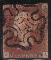 Grande-Bretagne 1841 Yvert 3 Oblitéré (AF95) - Gebraucht
