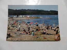 D 19 - Neuvic D'ussel - La Plage Et Le Camping - Autres Communes
