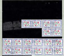 Pli De Douane 260 Tours Taxe Présentation En Douane 9F Prahecq Deux-Sèvres 11/12/1981 Par Blocs De 12 Et 6 Du 0,50F - 1960-.... Briefe & Dokumente