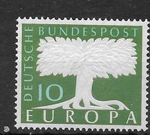 Germany 1958.  Europa Mi 294  (**) - 1958