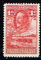 BECHUANALAND / Neufs**/MNH**/ 1932 - Georges V / YVT N°47 - MI N°83 - 1885-1964 Protectorado De Bechuanaland