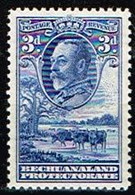 BECHUANALAND / Neufs**/MNH**/ 1932 - Georges V / YVT N°49 - MI N°85 - 1885-1964 Protectorado De Bechuanaland