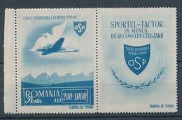 1945. Romania - Ungebraucht