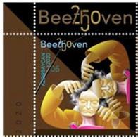 Azerbaijan 2020 1 V MNH 250th Birth Anniversary Of Ludwig Van Beethoven Composer Music - Musica