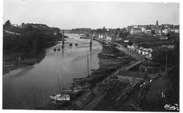 DOUARNENEZ - Les Bords Du  Port-Rhü - Douarnenez