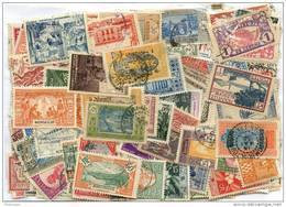 Pochette De Timbres De Colonies Francaises Avant Indépendance 500 Différents - Collections