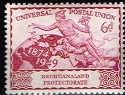 BECHUANALAND / Neufs**/MNH**/ 1949 - UPU / YVT N°90 - MI N°126 - 1885-1964 Herrschaft Von Bechuanaland