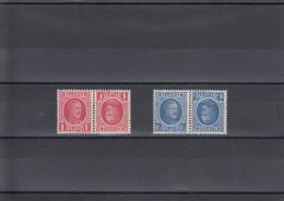 KP1/12 * (MH) - OBP € 69,95 - Tête-bêche