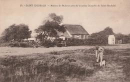 Sint-Idesbald - Vissershuis Bij De Kapel Van Sint-Idesbald - Uitg. Henri Georges, Brussel Nr 23 - Koksijde