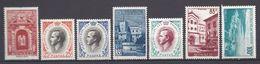 ⭐ Monaco - YT N° 503 à 509 - Neuf Sans Charnière - 1959 ⭐ - Unused Stamps