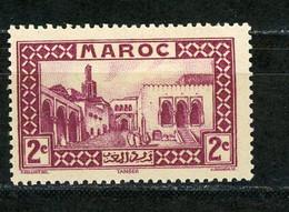 MAROC (RF) - VUE -   N° Yt 129 * - Ungebraucht