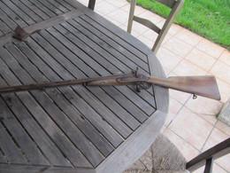 FUSIL à PISTONS - Decorative Weapons