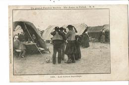 CPA Carte Postale-France-Sainte-Anne La Palud-Un Grand Pardon Breton- Tentes Buvettes Début 1900 VM27962b - Plonévez-Porzay