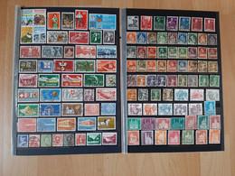 Schweiz - Dublettenlot Mit Zirka 1050 Marken - Lots & Kiloware (mixtures) - Min. 1000 Stamps
