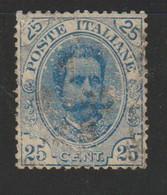 ITALIE : N° 61 Oblitéré (1/4 De La Cote) - Gebraucht