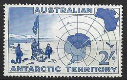 AUSTRALIE Terr. Antarctique 1957: Le Y&T 1 Neuf(*) - Nuevos
