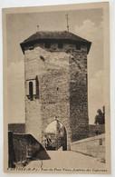 64 Orthez Tour Du Vieux Pont Fenetres Des Caperans - Orthez