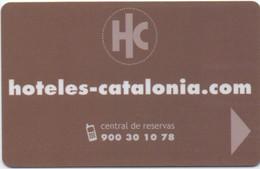 Hoteles Catalonia : Espagne, Mexique, Dominicaine - Cartas De Hotels