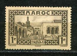 MAROC (RF) - VUE -   N° Yt 128** - Ungebraucht