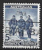 AUSTRALIE Terr. Antarctique: Obl. - Usados