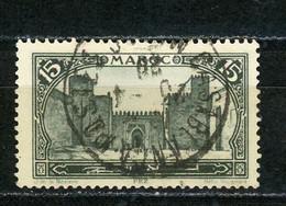 MAROC (RF) - VUE -   N° Yt 68 Obli. RONDE DE CASABLANCA - Used Stamps