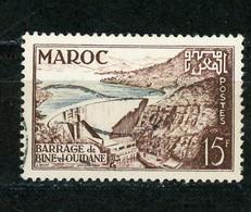 MAROC (RF) - VUE -   N° Yt 329 Obli. - Oblitérés