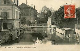 Dreux * Le Moulin Des Promenades * Lavoir - Dreux