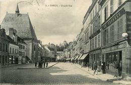 """Dreux * La Grande Rue * Magasin Mode """" Au Progrès """" * Commerces - Dreux"""
