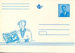 11196801 BE; Philatélie, Jeunesse;  Carte Postale - Cartes Postales [1951-..]