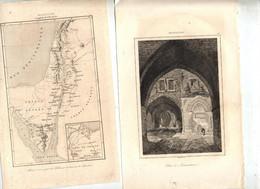 Lot 49 Gravures Palestine - Historical Documents