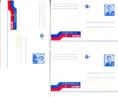 11196861 BE; Banque De La Poste;  3 Cartes Postales, 3 Langues, Français, Néerlandais Et Allemand - Cartes Postales [1951-..]