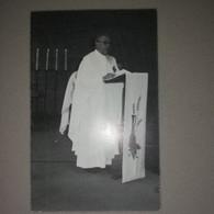 Bidprentje EH  Machiels Isidoor Lazarist ° Balen Wezel 1918 Overl Diest 1986 Priester Gewijd Leuven Pastoor Holsbeek - Todesanzeige