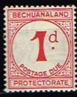 BECHUANALAND / Neufs**/MNH**/ 1932 - Timbre-Taxe / YVT N°5 - MI N°5v - 1965-1966 Interne Autonomie