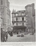 19 - BRIVE - Place Latreille - 1925 - Brive La Gaillarde