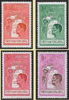 VIET NAM Du Sud Vietnam  1961 - YT 177 à 180 - La Série  Complète -  Réarmement Moral De La Jeunesse  - NEUFS** - Vietnam