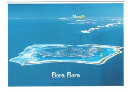 Polynesie Francaise - Bora Bora - Maupiti - Nice Stamp Timbre - Polynésie Française