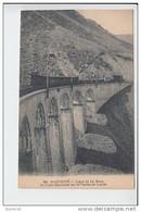 REF19.359  ISERE.DAUPHINE.LIGNE DE LA MURE.LE TRAIN ELECTRIQUE SUR LE VIADUC DE LOULLA - Unclassified