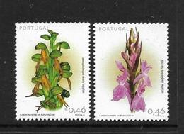 PORTUGAL 2003 ORCHIDEES YVERT N°2654/55 NEUF MNH** - Orquideas
