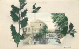 CORBEIL - Usine, Pont, Carte Fantaisie. - Corbeil Essonnes