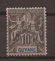 GUYANE - N° 34 NEUF XX MNH , Bien Centré - Nuevos